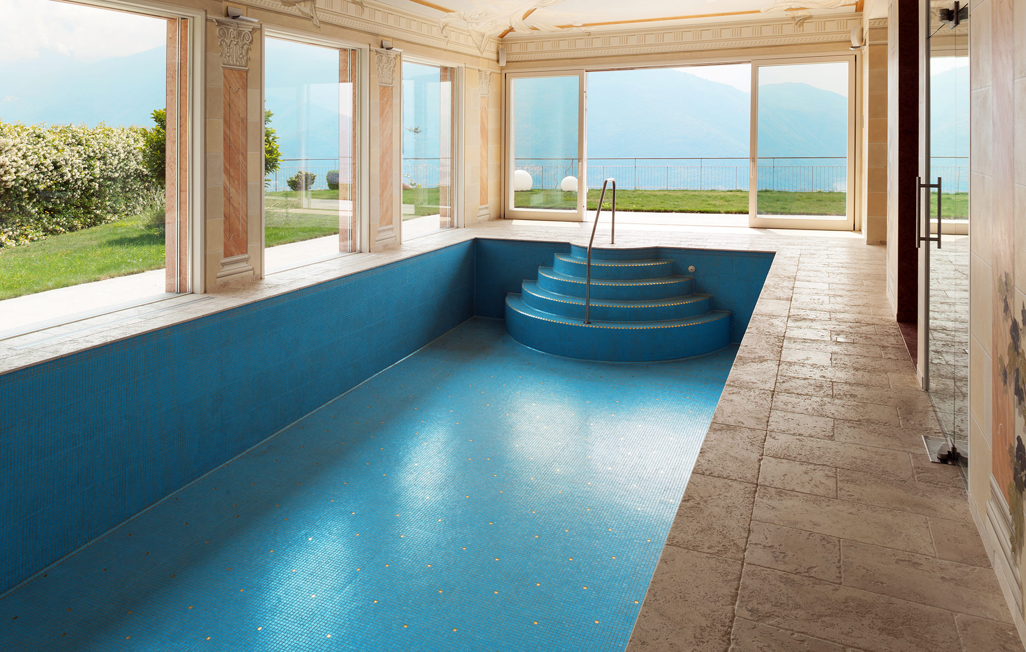 Chlorinated rubber paints thomas howse limited - Chlorinated rubber swimming pool paint ...